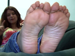 smelly added to dirty feet