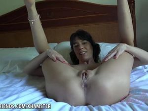 Mature internal ejaculation point of..