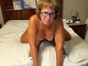 Granny Enjoys Virgin Boys. Gilf